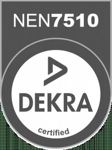 Dekra certified NEN 7510